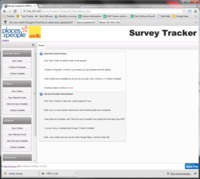 Survey Tracker