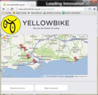 Yellowbike Electric Bike Rentals